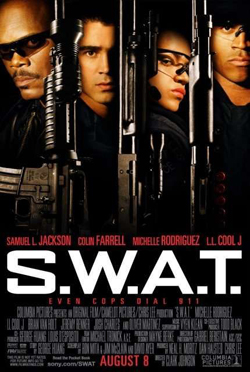 Cartel de SWAT